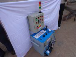 Air Oil Mixed Lubrication System