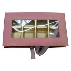 Customized Chocolate Boxes