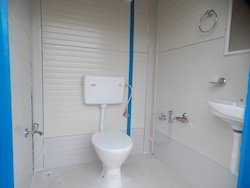 Readymade Fabricated Toilets