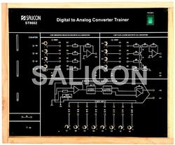 Digital To Analog Converter Trainer-ST8602