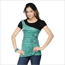Ladies Jeans Top Retail Shop from Noida