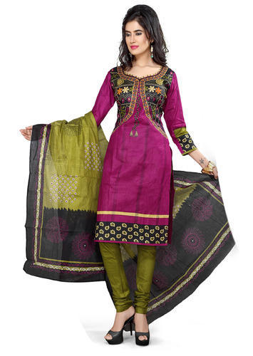 e40775c3f31 Indian Traditional Cotton Salwar Suit