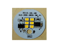 Bulb PCB With Driver 3 5 Watts, Board Thickness: 1.5 mm