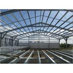 Structural Steel Roofing