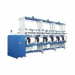 Jumbo Textile Winding Machine