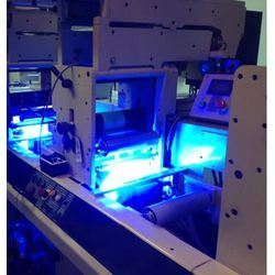 AMS LED UV Systems Revolutionize High Speed Flexo