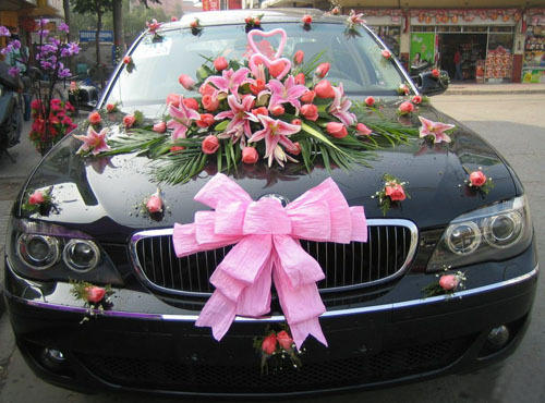 Elegant Car Decorations In Mumbai By Blooming Flowers Id 8247238091