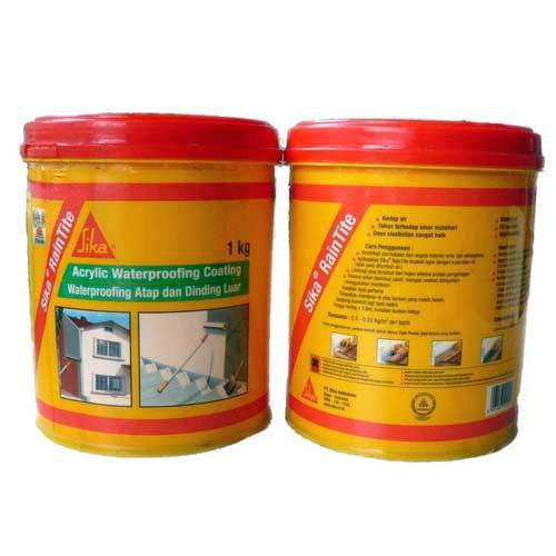 Waterproofing Compound Acrylic Waterproofing Compound