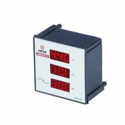 Vac Digital Panel Meter, Size/Dimension: 96x96mm