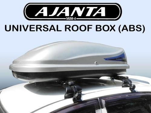 Car Universal Roof Box At Rs 17000 Piece Grant Road