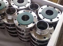 Hastelloy Steel Flanges