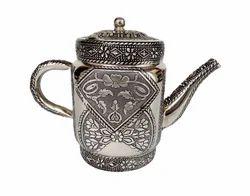 Square Shaped SS Coffee Pot
