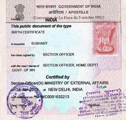 Chennai attestation apostille services exporter service certificate apostille in chennai madurai coimbatore trichy tirupati tamil nadu yelopaper Images