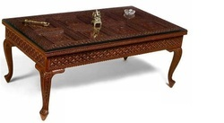 Teak Wooden Center Table At Rs 70000 /unit(s) | Ghaziabad | ID: 8931093730