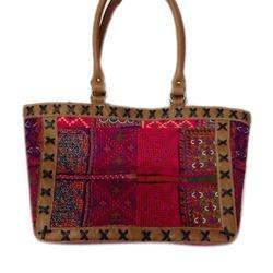 Embroidered Tribal Asian Textile Banjara Casual Bags