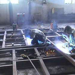 Light Structure Fabrication Service