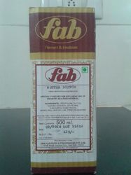 Fab Butter Scotch Flavours, Pack Size: 500 Ml , For Food Industry