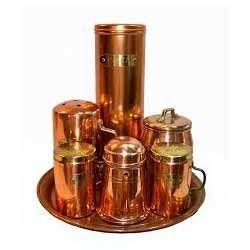 Copper Utensils Taambe Ke Bartan Suppliers Traders