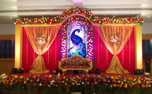 Marriage stage decoration marriage stage decoration in saligramam marriage stage decoration junglespirit Images