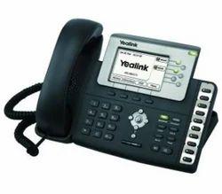 Yealink T29G Black IP Phone, Dcare Technologies India