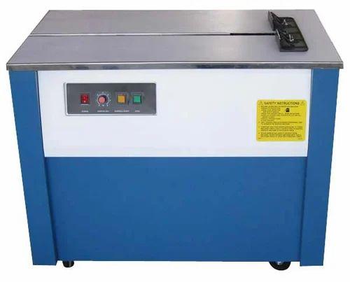Royal PAck Ms Powder Coting Model Box Strapping Machine, Bsm 8020 R, Capacity: 1.5 Sec /Strap