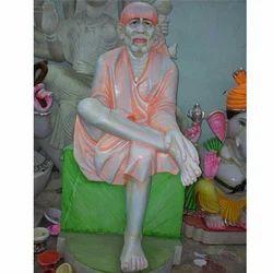 Colorfull Sai Baba Statue