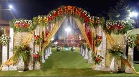 tent decoration & tent bichayat retailer from nagpur
