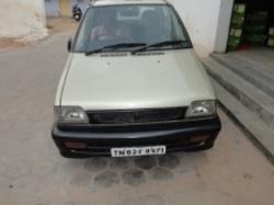 Golden Maruti 800 Dx View Specifications Details Of Maruti