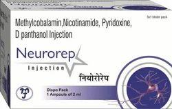 Methylcobalamin Nicotinamide Pyridoxine & D-Panthanol