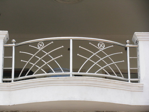 Balcony Railing Ss Balcony Manufacturer From Navi Mumbai