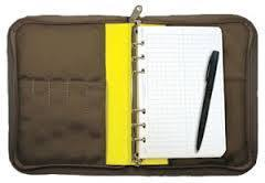 Loose Leaf Binder