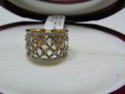 Diamond Micro Setting Ring