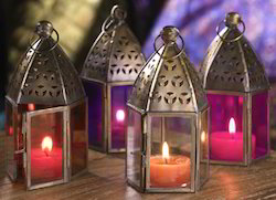 Moroccan Mini Lanterns