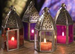 Moroccan Mini Lanterns
