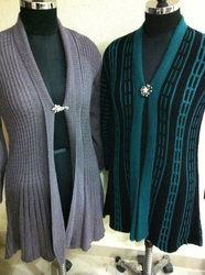 Ladies Cardigan Sweater, Ladies Cardigan Sweater | Vijay Nagar ...
