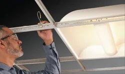 Railway Ceiling Panels 3D Designing
