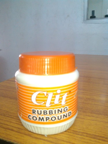 Scratch Remover Rubbing Compound Manufacturer From Ludhiana
