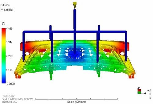 Mold Flow Analysis Service, Moldflow Analysis Services