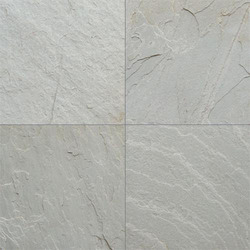 White Slate Quartzite Tiles