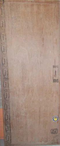 Flush Doors Plywood Poplar Waterproof Doors Manufacturer
