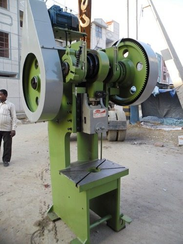 Semi-Automatic C Frame Mechanical Power Press | ID: 3722063548