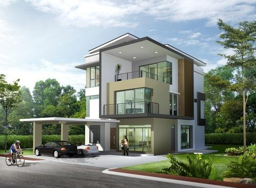 Villa And Bungalow Design