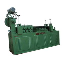 Square Wire Straightening and Cutting Machines