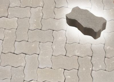 Paver Blocks Zig Zag Interlocking Paver Tile