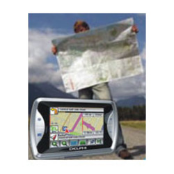 Gps Navigation System Global Positioning System