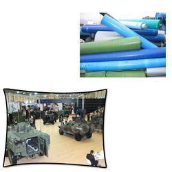 HDPE Tarpaulins for Camping