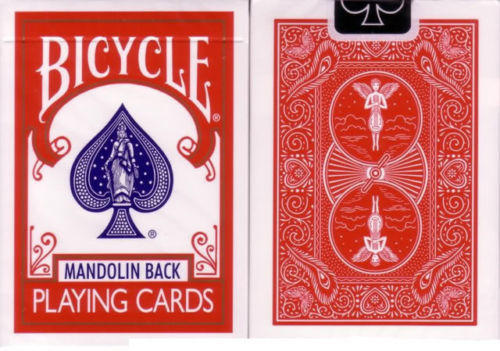 One Million Playing Cards Red Edition Poker Magic Deck