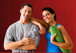 Male Or Female Fitness Training