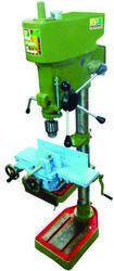 Drill Machine with Slide Attachment