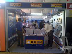 LED Vinyl Exhibition Stall Branding Services For Brand Promotion